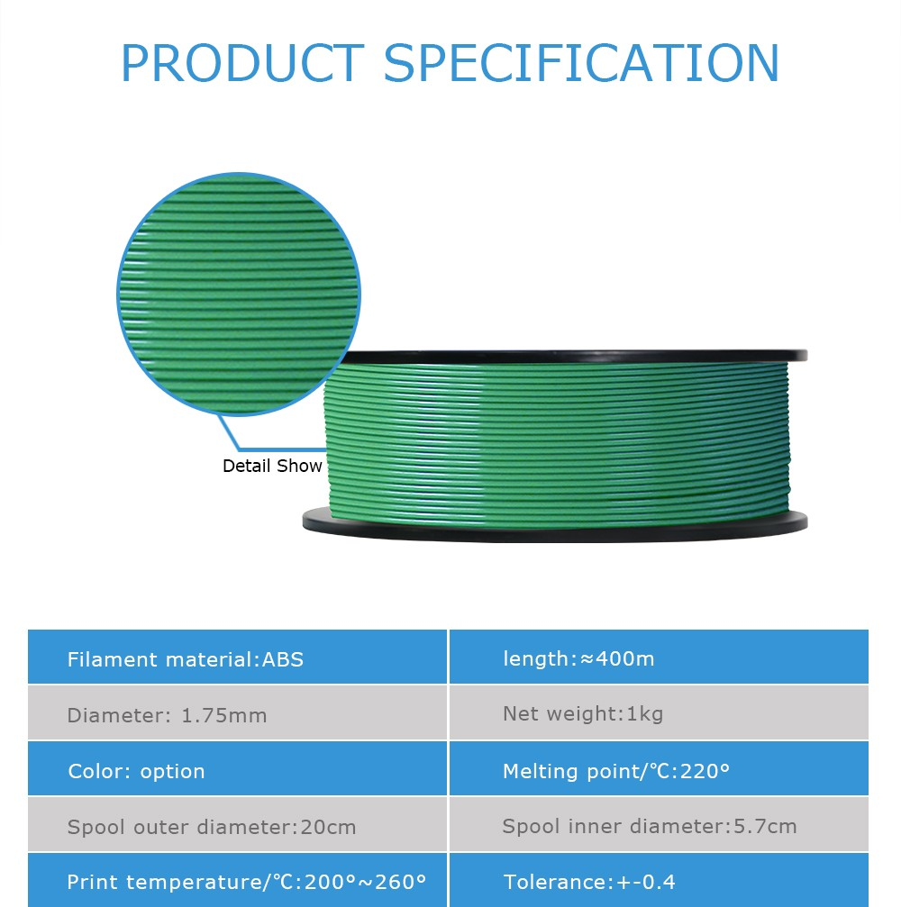 Ltd. JGAURORA 3D Printing Filament PLA Wood Color 1.75mm NW 1KG Shenzhen Aurora Technology Co