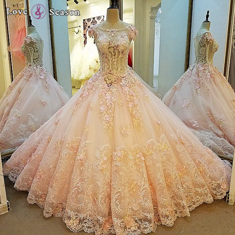 Ls00023 Famous Evening Gown Designers For Girl China Custom Made ...
