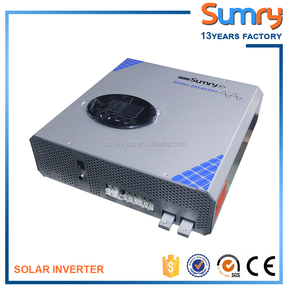 NEW PRODUCT Pure sine wave high frequency solar inverter 3KVA 5KVA