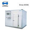 PU foaming panels ice cream refrigerated container