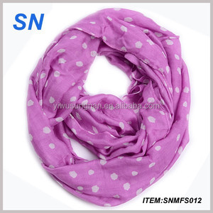 fashion spring scarf snood