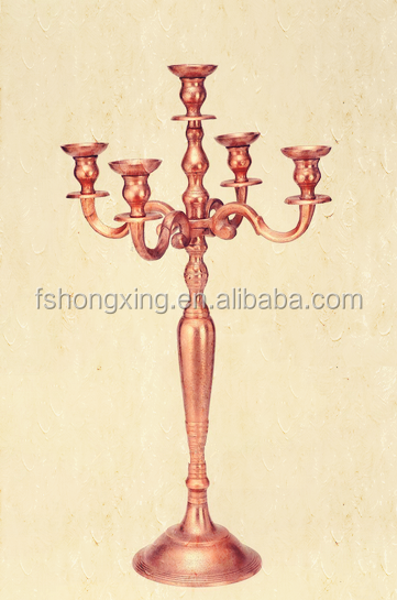 5 arm tall table candleabra of wedding centerpieces, wholesale tall candelabra, wedding centerpiece
