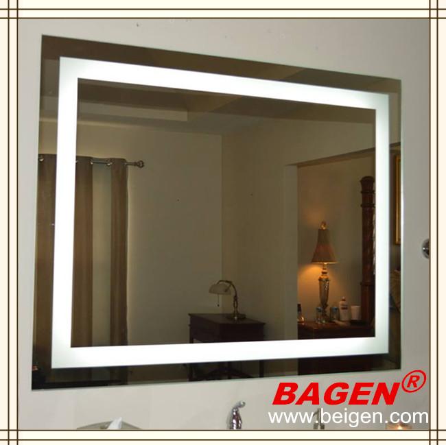 Modern Bathroom Led Light Mirror Bgl-008 Illuminating Mirror,18 ...