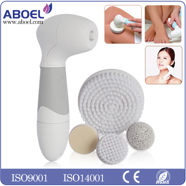 USA Best Seller FDA approved Electric Spin Facial & Body Brush