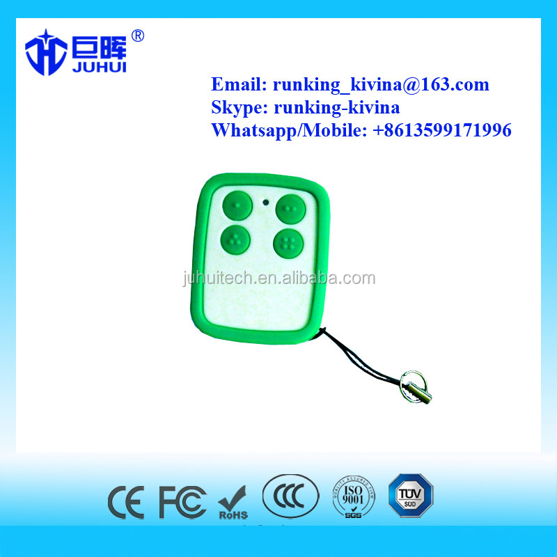 universal remote control transmitter 433mhz saw resonator