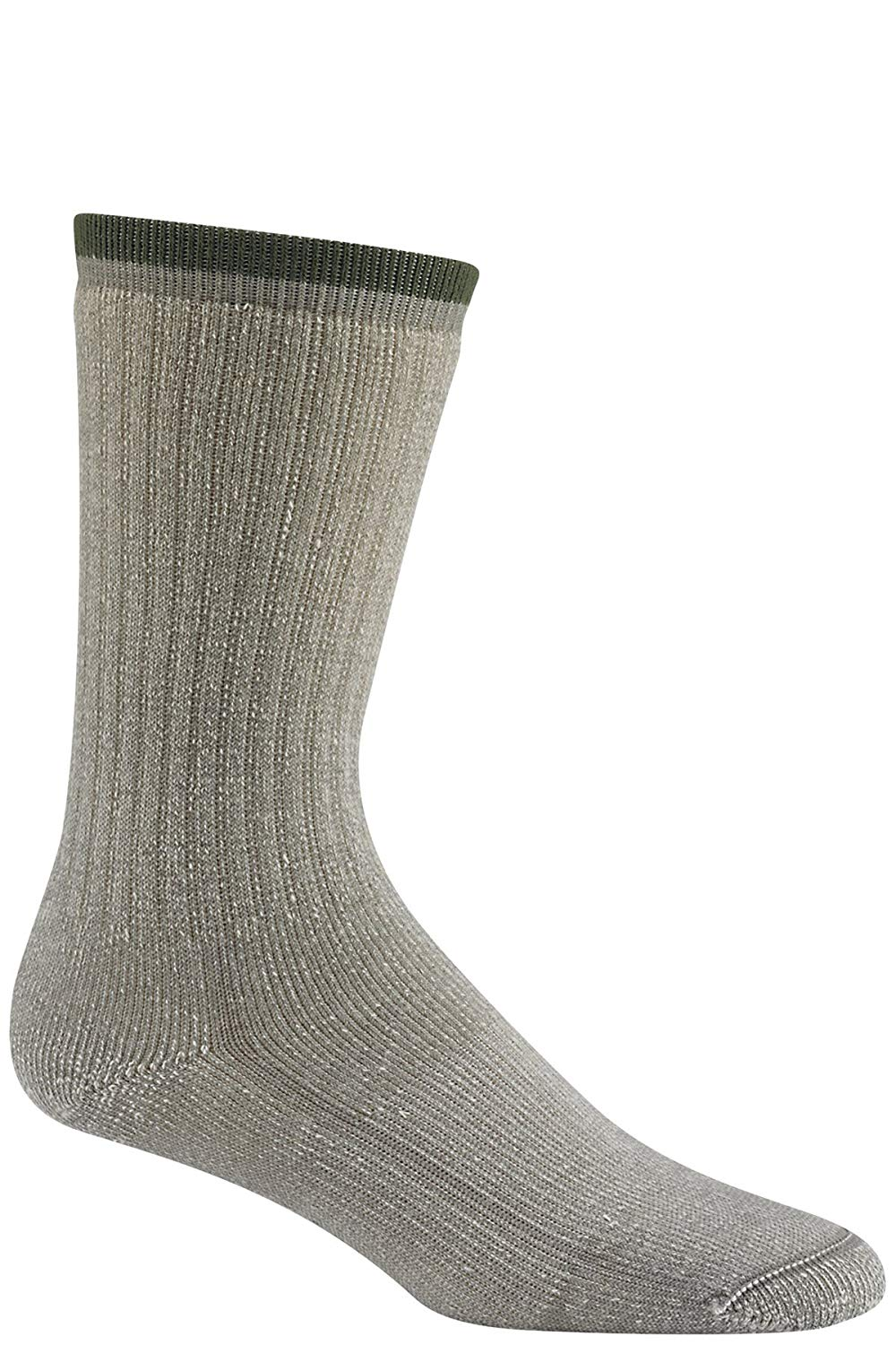 21f4655691ba Get Quotations · Wigwam Men s Merino Wool Comfort Hiker Crew Length Sock