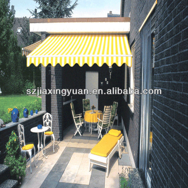 Fox Wing Awning
