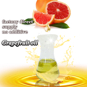 Pure and natural qualified fruit grapefruit oil