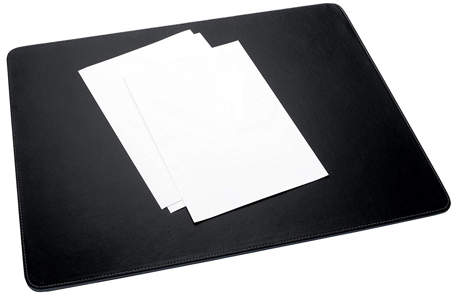 Artikle Desk Pad Black & Dark Grey