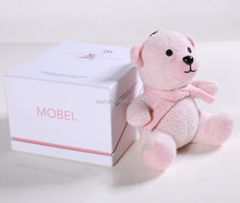 Wholesales Easy Carry Plush Toy,Mini Fashion Kids Xmas Cute Gift,Music Bear speaker
