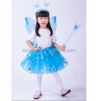 beautiful girls butterplay tutu dress suits