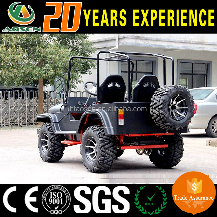 Best-selling Aosen electric 1500 watt cheapest hunting buggy for sale