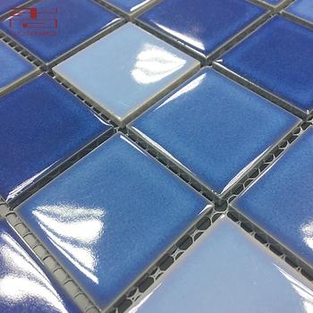 Bathroom Ceramic Mosaic Floor Tiles