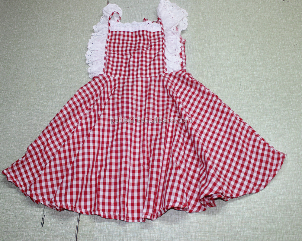 ccfad8417 Baby Girl Smocked Dress Fashion Design Small Girl Cotton Frocks ...