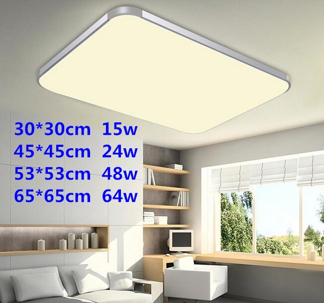 Ultra Modern Living Room: Hot Selling Led Ceiling Light Ultra Thin Led Ceiling Light
