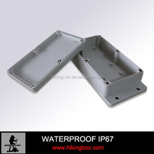 ABS material waterproof electrical plastic enclosure/Wall Mounting Junction Box with ears IP66 HPE013