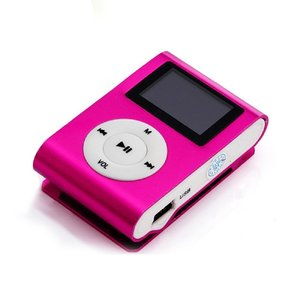 China Manufacturer Portable For Mini Mp3 Usb Music Digital Player