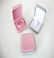 Cheap Pink Jewelry & Cosmetic Storage Display Boxes,Jewelry Gift Boxes Velvet Box