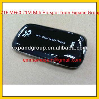Unlock Zte Mf-60 Wifi 3g Modem - Buy Zte Hotspot Zte Mf60,Pocket Wifi  Mf60,Hotspot Product on Alibaba com
