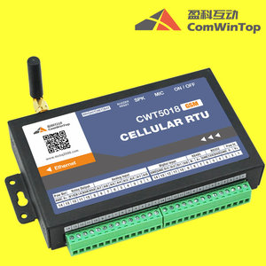 Industrial Programmable Wireless Gsm Gprs 3g Ethernet Wifi Modbus Automation i/o Module Unit Controller
