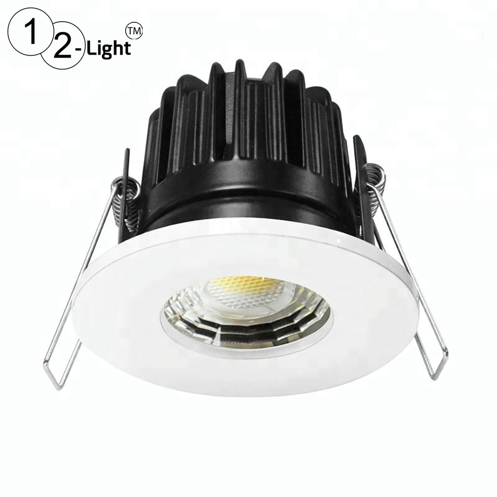 10W watt led <strong>downlight</strong> IP65 dimmable led <strong>downlight</strong> cob <strong>downlight</strong> Fire Rated Down light