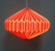 Traditional Folding Origami Paper Lamp Shades Decorative lights Lamp covers for bedroom