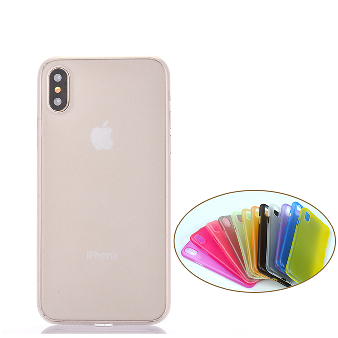 China Manufacturer Custom Printer Clear Tpu PP Cover Mobile Cell Phone Case for Iphone 6 6s 7 7s 8 X plus, Black;transparent;grey;blue;dark pink;red;purple;yellow