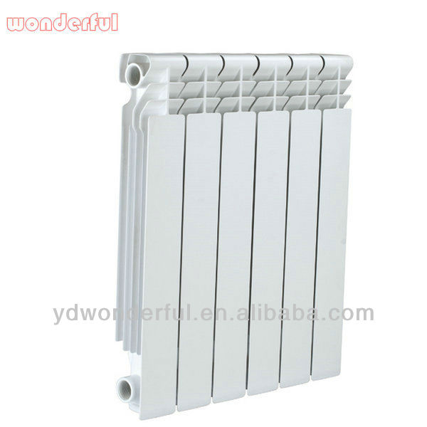 CE wall mounted hot water home heating Aluminum Radiator