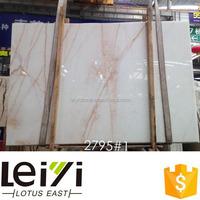 Popular polished white onyx marble tile images
