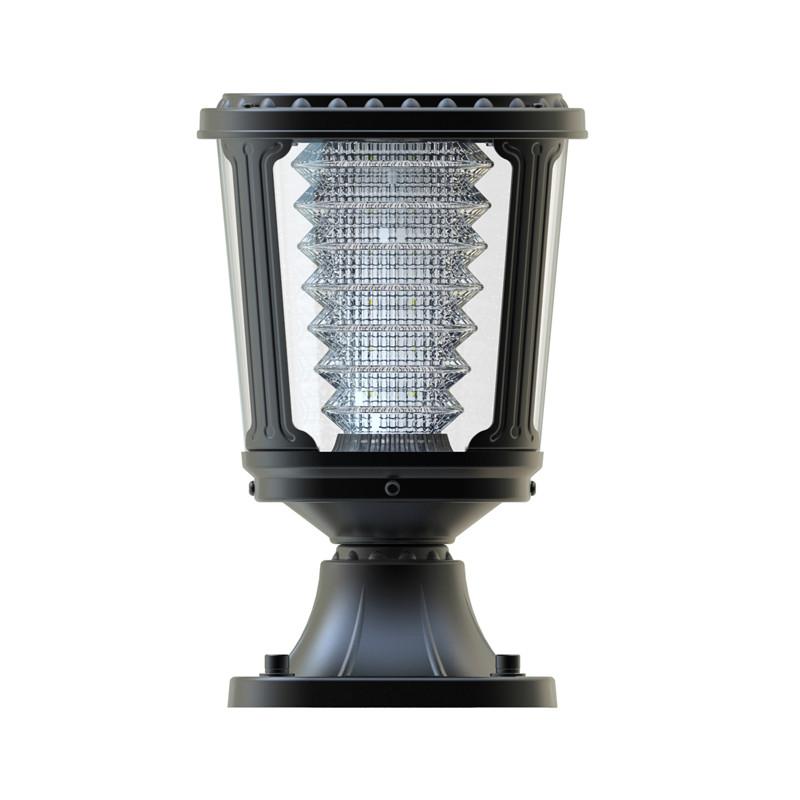 New 400 Lumen Energia Solar D Light Landscape Dark Sensor Long ...