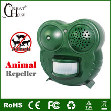 Greathouse GH-502 PIR sensor animal repeller pest control equipment