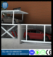 used car lift for sale/scissor car lift double insurance safety/car lift for home garages