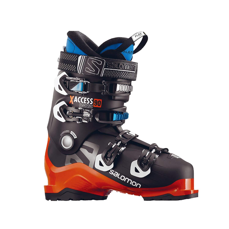 Cheap! Salomon SPK 100 Ski Boots Black Mens Shoes
