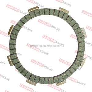 Copper base motorcycle CLUTCH PLATE CG125 Semi-metal best quality in the world