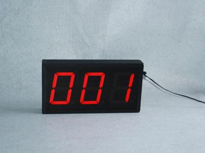 999 Days Countdown 7 Segment Led Daily Countdown Timer