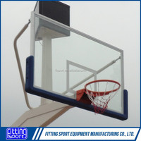 Competition Heavy Duty Full size Glass Basketball Backboard