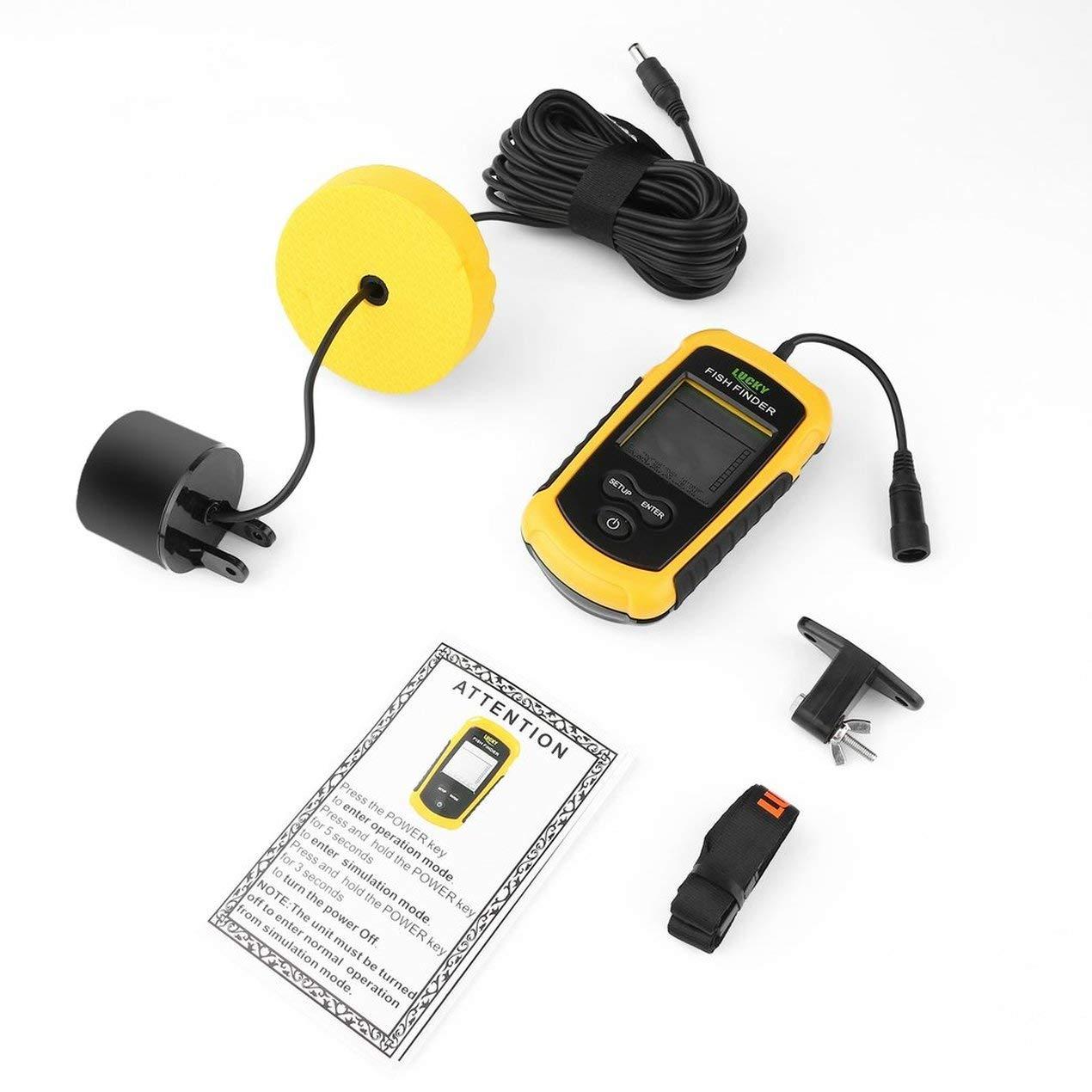 Speedtech/® Depthmate Portable Sounder