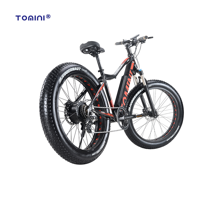 Manufacturer cheap nice quality made in china fat tire adult electric bicycle