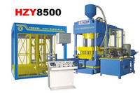 Model HZY-8500 Hot Selling Concrete Brick Making Machine Hydraulic Press for Making Bricks