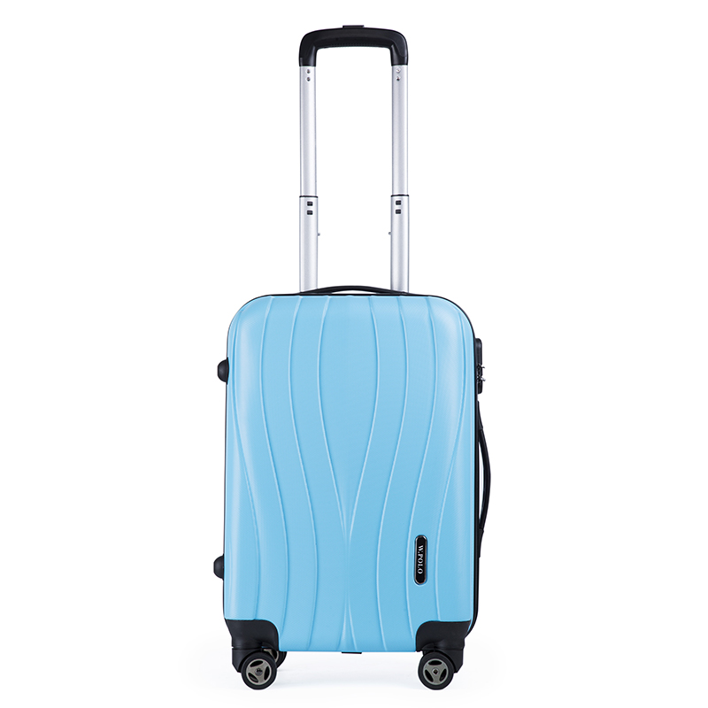 543566bb5 New Arrival Fashion Big Lots Luggage Sky Travel Luggage ABS PC Cheap Hard  Shell Trolley Case