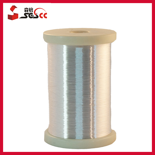 High Quality low resistance silver plated enameled occ copper wire