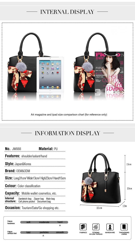 Manufactures China Fashion Genuine PU Leather Strap Ladies Bag Women Handbag e74c0ec7b1