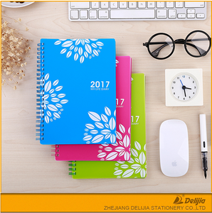 Wholesale hot selling Spiral A4,A5,A6 Size School Notebook