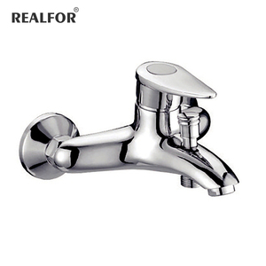 Russia Wall Mount Waterworks Bathroom Pillar In Wall Waterfall Douche Ablution Ups Tap Faucet Taps And Shower Parts For Bathroom