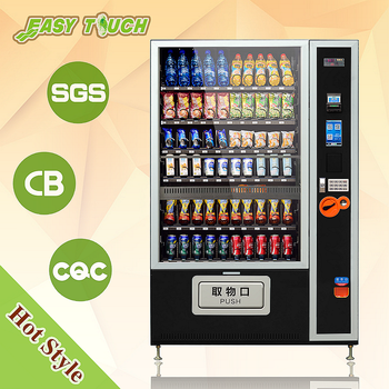 bulk for vending machine