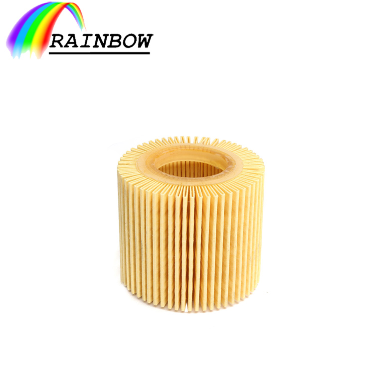 performance hydraulic oil filter with o-ring factory 04152-YZZA6 filtro