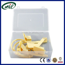 Plastics Yellow Digital X Ray Sensor Holder/x-ray film holder