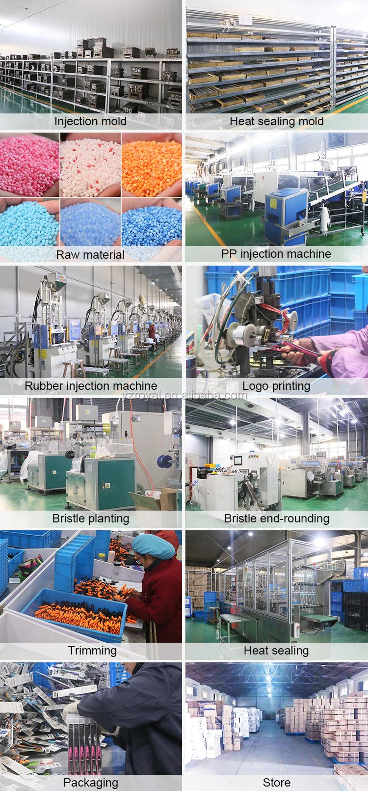 Hoge kwaliteit ecologische nylon floss waxed dental floss