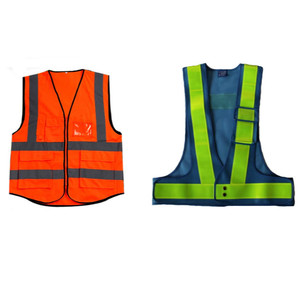 reflective vest ansi 107 construction breathable reflective safety work shirts with reflective stripe
