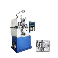 GH-CNC428 4-axis di compressione CNC <span class=keywords><strong>primavera</strong></span> macchina ad alte prestazioni <span class=keywords><strong>primavera</strong></span> che fa la macchina